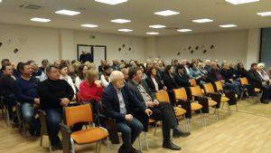 Lietuvos Respublikos liberalų sąjūdžio Elektrėnų skyriaus visuotinis susirinkimas