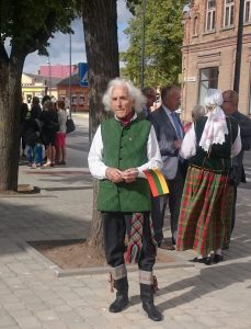 Joniškio garbės piliečio vardas – Bronislovui Zastarskiui