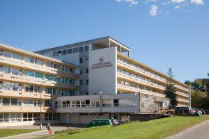 Plėsis Antakalnio klinikinė ligoninė – statys 5 a. priestatą