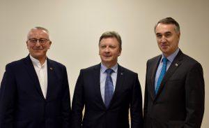 Plungės liberalų kandidatas į merus – dabartinis meras A. Klišonis