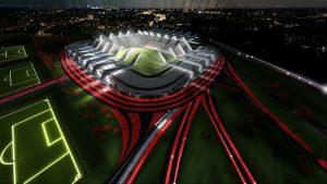 Sėkmingai užbaigtos svarbiausios derybos dėl Nacionalinio futbolo stadiono Vilniuje