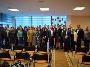 Kandidatai į Europos parlamentą Elektrėnuose